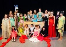 "Integratives Tanztheater Wuppertal e.V.; aktuelles Projekt ""Struwwelbreaker"""