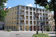 Inklusives Gemeinschaftshaus am Mirbachplatz - Wohnen mit Engagement
